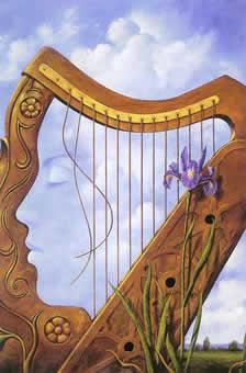 Alina Stasiuc-femeie clepsidră - Pagina 4 Harpa